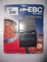 Pastillas EBC (Made in England)